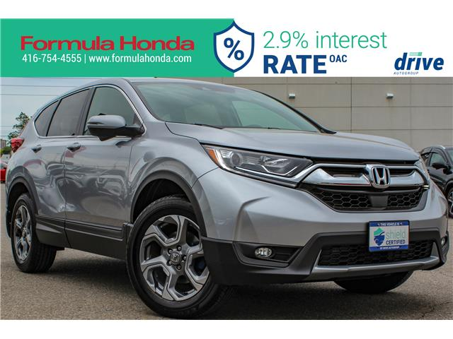 2017 Honda CR-V EX (Stk: B11187A) in Scarborough - Image 1 of 30