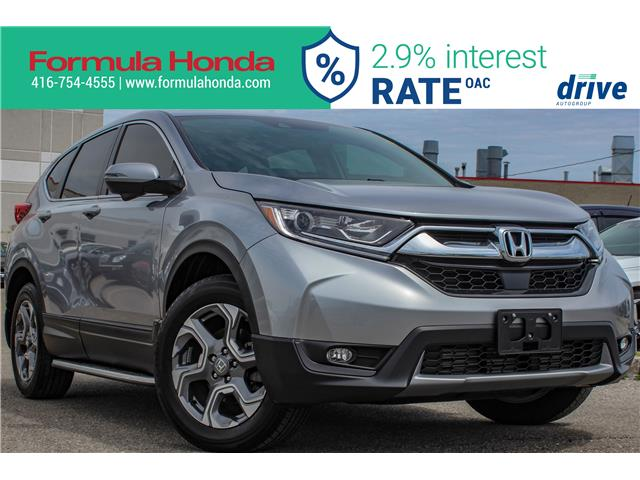 2018 Honda CR-V EX (Stk: B11235) in Scarborough - Image 1 of 29