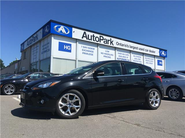 2013 Ford Focus Titanium (Stk: 13-97068) in Brampton - Image 1 of 24
