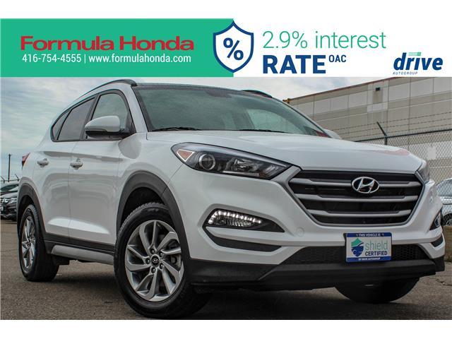 2018 Hyundai Tucson SE 2.0L (Stk: B11277R) in Scarborough - Image 1 of 31