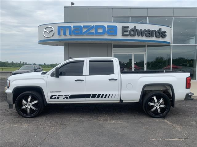 2017 GMC Sierra 1500 Base (Stk: 21575) in Pembroke - Image 1 of 9