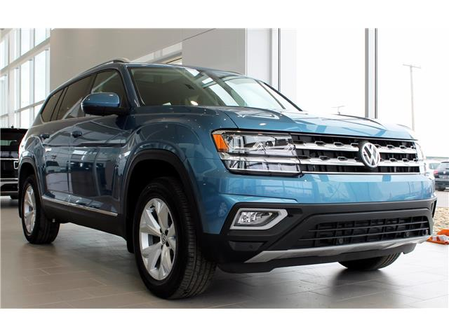 2019 Volkswagen Atlas 3.6 FSI Highline (Stk: 69170) in Saskatoon - Image 1 of 22
