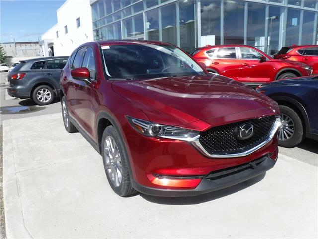 2019 Mazda CX-5 GT (Stk: M1921) in Calgary - Image 1 of 2