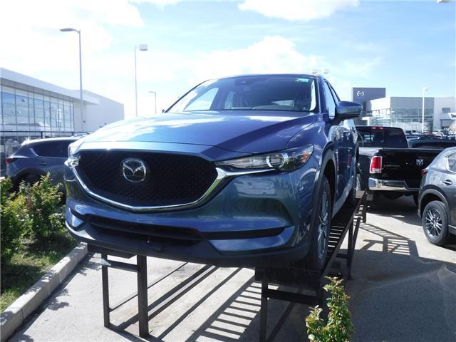 2019 Mazda CX-5 GS (Stk: M2020) in Calgary - Image 1 of 1