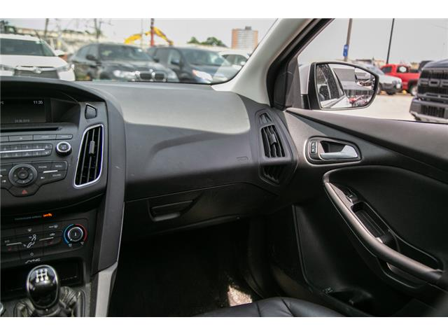 2016 Ford Focus SE (Stk: 949770) in Ottawa - Image 27 of 30
