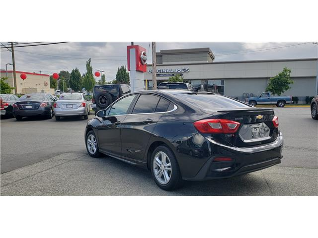 2016 Chevrolet Cruze LT Auto (Stk: 9R7139A) in Duncan - Image 2 of 4