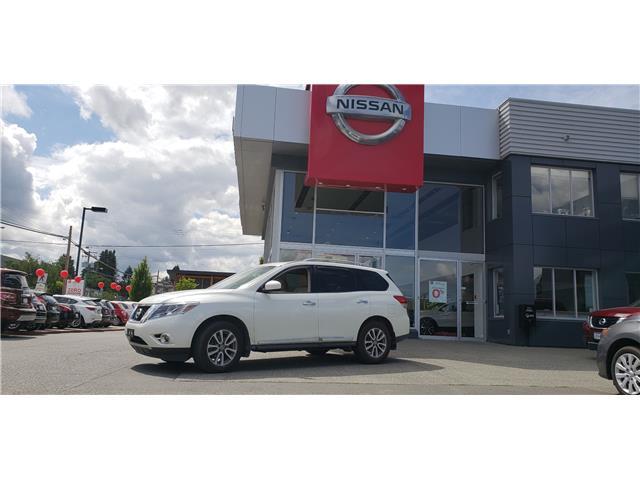 2016 Nissan Pathfinder  (Stk: 9R0367A) in Duncan - Image 1 of 4