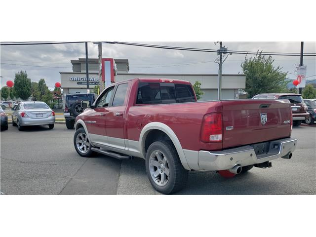 2011 Dodge Ram 1500  (Stk: P0080) in Duncan - Image 2 of 4