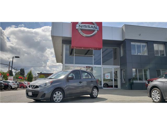 2017 Nissan Micra  (Stk: 9V4143A) in Duncan - Image 1 of 4