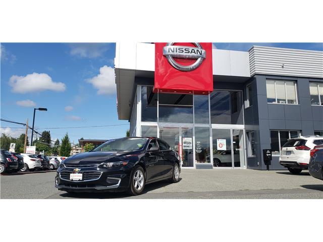 2016 Chevrolet Malibu Limited LT (Stk: P0082) in Duncan - Image 1 of 4