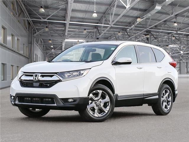 2018 Honda CR-V EX (Stk: 2J21010) in Vancouver - Image 1 of 23