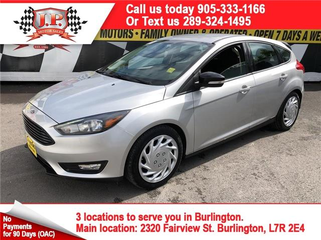 2016 Ford Focus SE (Stk: 46994) in Burlington - Image 1 of 20