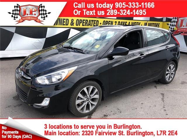 2017 Hyundai Accent GLS (Stk: 46643r) in Burlington - Image 1 of 17