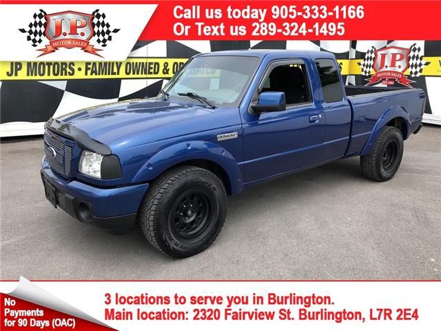2011 Ford Ranger XL (Stk: 47242) in Burlington - Image 1 of 20