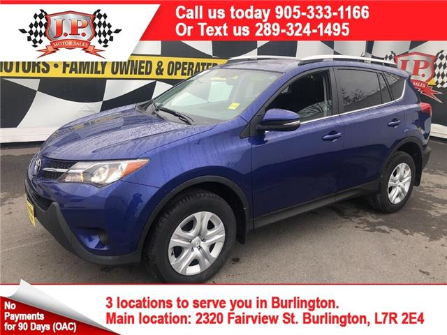 2015 Toyota RAV4  (Stk: 46678) in Burlington - Image 1 of 25