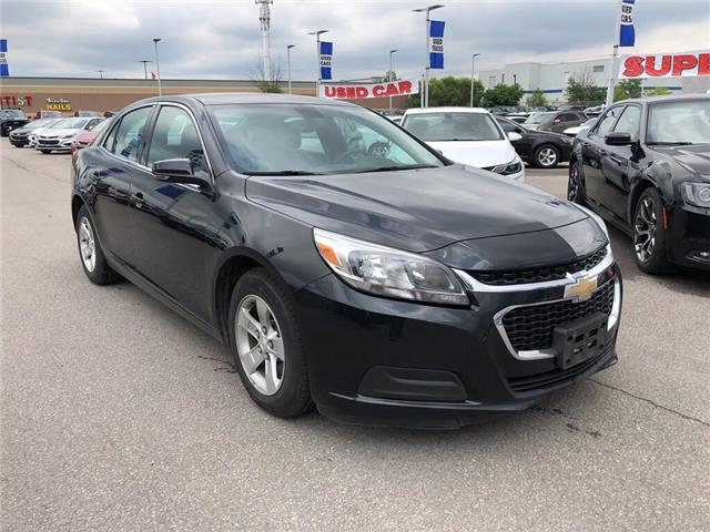 2015 Chevrolet Malibu LS|AUTOMATIC|BLUETOOTH|CRUISE CTRL|TRACTION CTR| (Stk: PW18244A) in BRAMPTON - Image 3 of 10