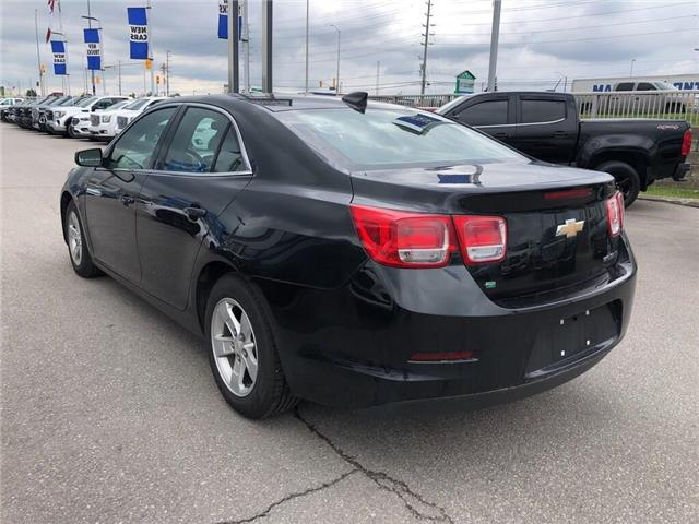 2015 Chevrolet Malibu LS|AUTOMATIC|BLUETOOTH|CRUISE CTRL|TRACTION CTR| (Stk: PW18244A) in BRAMPTON - Image 6 of 10