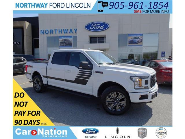 2018 Ford F-150 XLT | V8 | NAV | SPECIAL EDITION | PANOROOF | (Stk: C054) in Brantford - Image 1 of 45