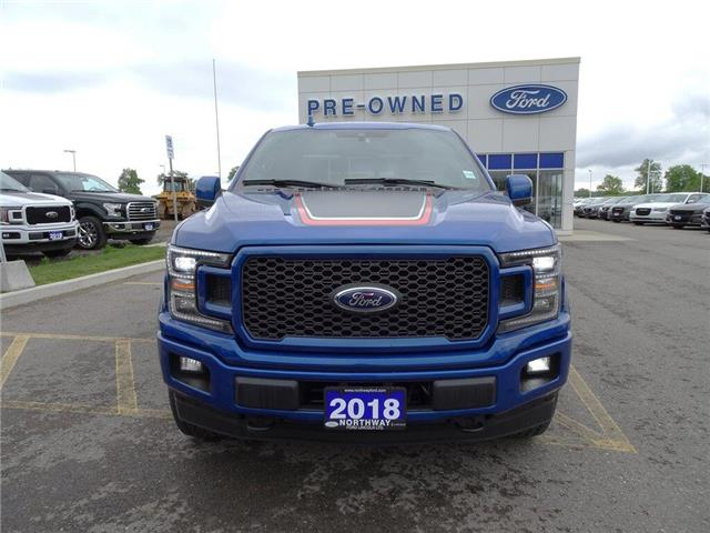 2018 Ford F-150 Lariat | NAV | SPECIAL ED | TECH PKG | PANOROOF | (Stk: C061) in Brantford - Image 2 of 46