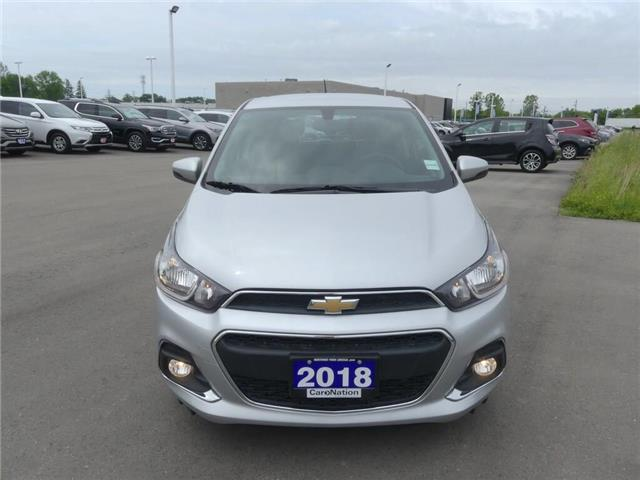 2018 Chevrolet Spark 1LT | KEYLESS ENTRY | BACKUP CAM | BLUETOOTH | (Stk: DR258) in Brantford - Image 2 of 36