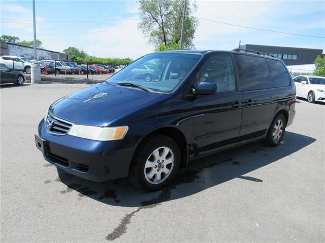 2004 Honda Odyssey EX-L 2004 Honda Odyssey - 5dr EX-L RES at $1400 for sale in Toronto - Ken ...