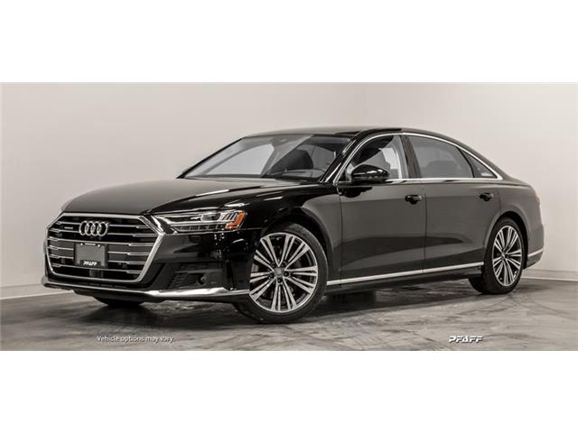 2019 Audi A8 L 55 (Stk: T16700) in Vaughan - Image 1 of 22