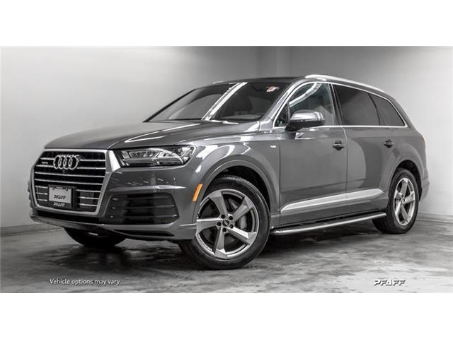 2019 Audi Q7 55 Technik (Stk: T16702) in Vaughan - Image 1 of 22