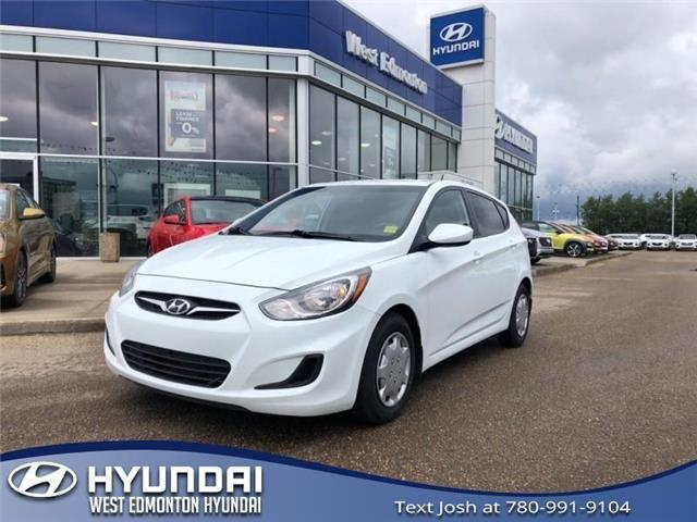 2014 Hyundai Accent GS (Stk: 92114TB) in Edmonton - Image 1 of 22