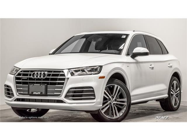 2019 Audi Q5 45 Progressiv (Stk: A11853) in Newmarket - Image 1 of 21