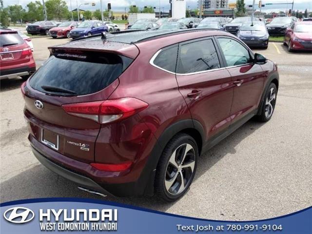 2016 Hyundai Tucson  (Stk: 96429A) in Edmonton - Image 6 of 28