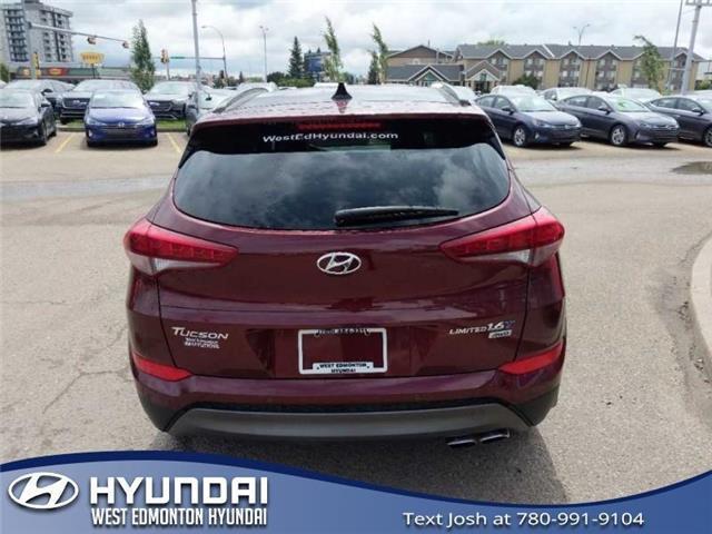 2016 Hyundai Tucson  (Stk: 96429A) in Edmonton - Image 7 of 28