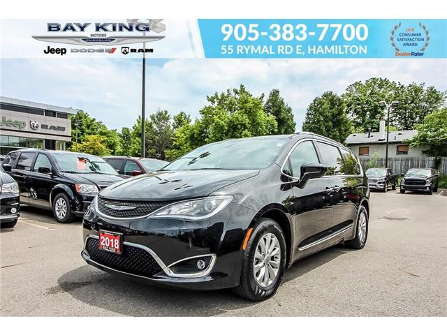 2018 Chrysler Pacifica Touring-L Plus (Stk: 6863) in Hamilton - Image 1 of 14