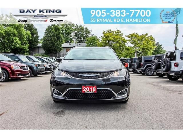 2018 Chrysler Pacifica Touring-L Plus (Stk: 6863) in Hamilton - Image 2 of 14