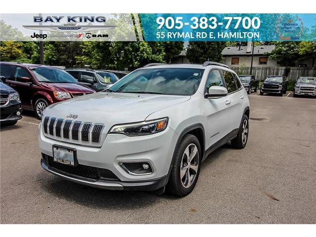 2019 Jeep Cherokee Limited (Stk: 6861) in Hamilton - Image 1 of 20