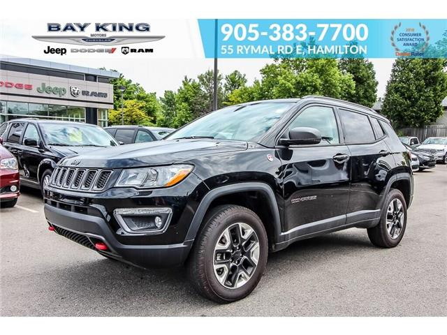2018 Jeep Compass Trailhawk (Stk: 6864R) in Hamilton - Image 1 of 23