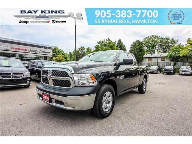 2016 RAM 1500 ST (Stk: 6858RA) in Hamilton - Image 1 of 13