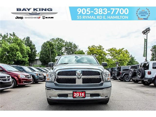 2016 RAM 1500 ST (Stk: 6858RA) in Hamilton - Image 2 of 13