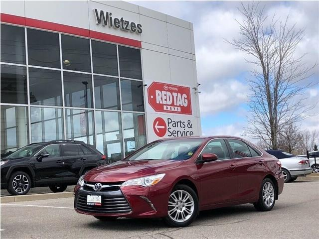2015 Toyota Camry LE (Stk: U2417) in Vaughan - Image 1 of 21