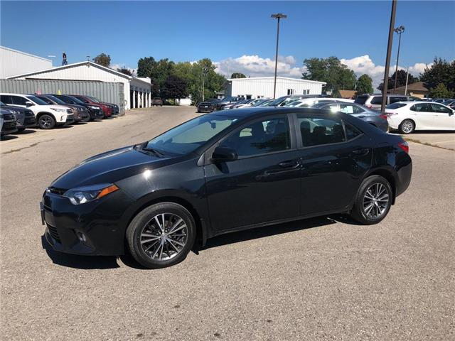 2016 Toyota Corolla LE (Stk: U22318) in Goderich - Image 1 of 17