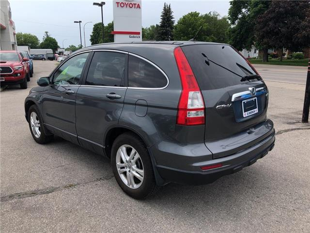 2011 Honda CR-V EX (Stk: U12519) in Goderich - Image 2 of 17