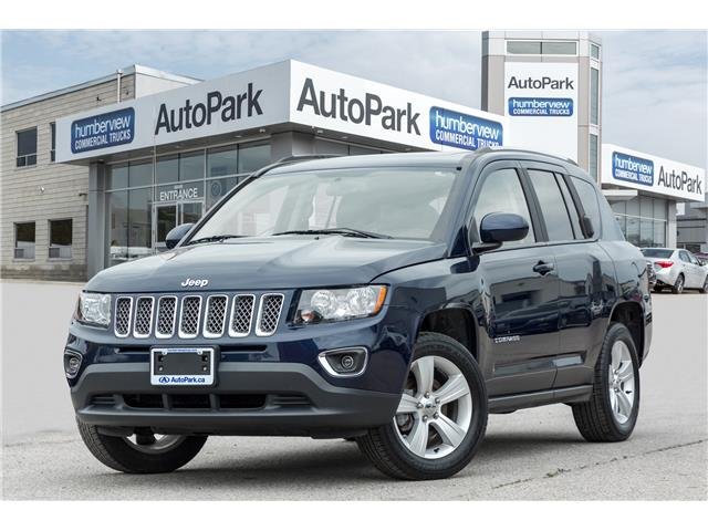 2017 Jeep Compass Sport/North (Stk: APR3273) in Mississauga - Image 1 of 18