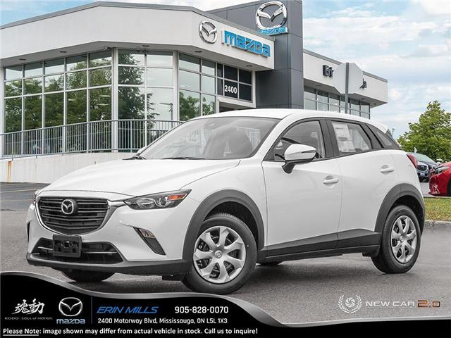 2019 Mazda CX-3 GX (Stk: 19-0657) in Mississauga - Image 1 of 24