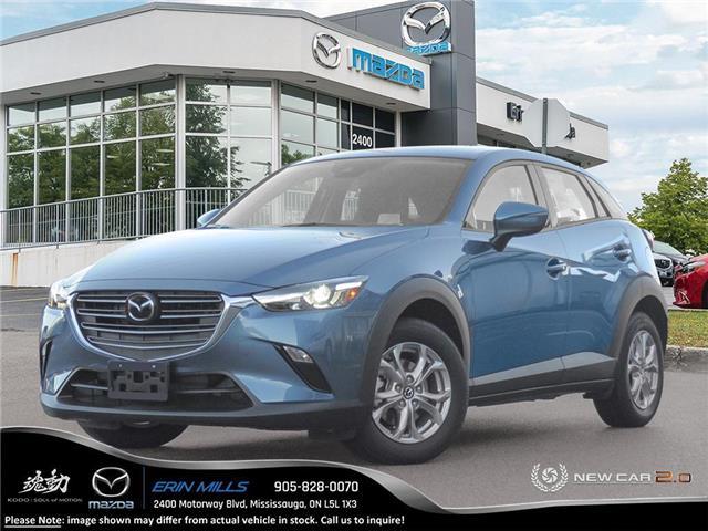 2019 Mazda CX-3 GS (Stk: 19-0651) in Mississauga - Image 1 of 24