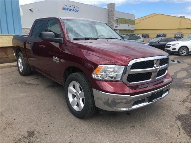 2019 RAM 1500 Classic SLT (Stk: 3693D) in Thunder Bay - Image 1 of 1