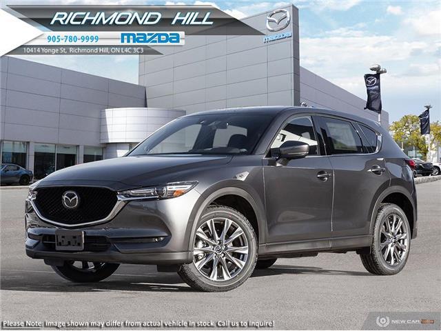 2019 Mazda CX-5 Signature (Stk: 19-555) in Richmond Hill - Image 1 of 23