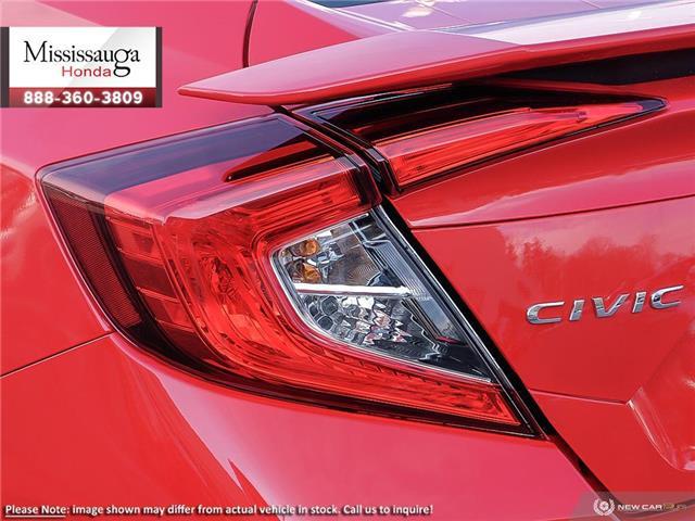 2019 Honda Civic Si Base (Stk: 326568) in Mississauga - Image 11 of 23
