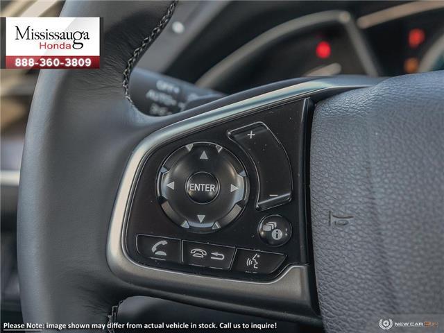 2019 Honda Civic Touring (Stk: 326564) in Mississauga - Image 15 of 23