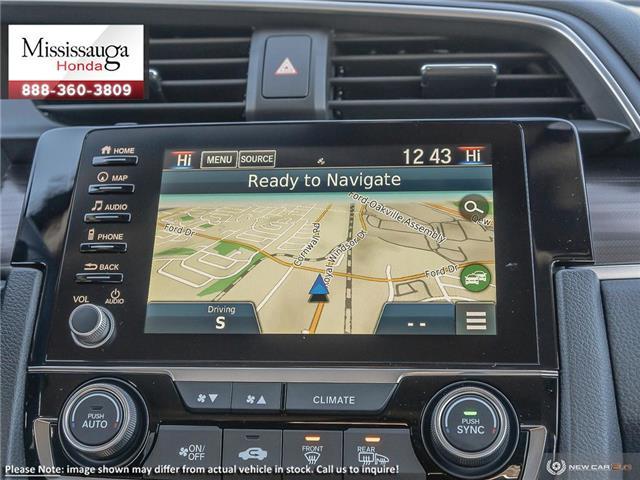 2019 Honda Civic Touring (Stk: 326564) in Mississauga - Image 18 of 23