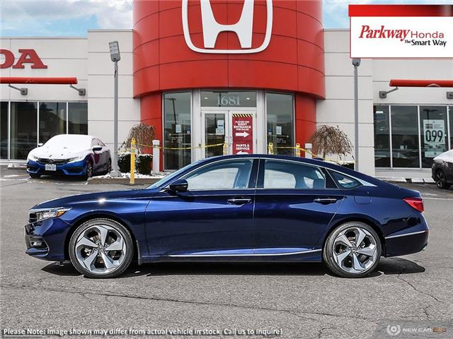2019 Honda Accord Touring 1.5T (Stk: 928094) in North York - Image 3 of 23