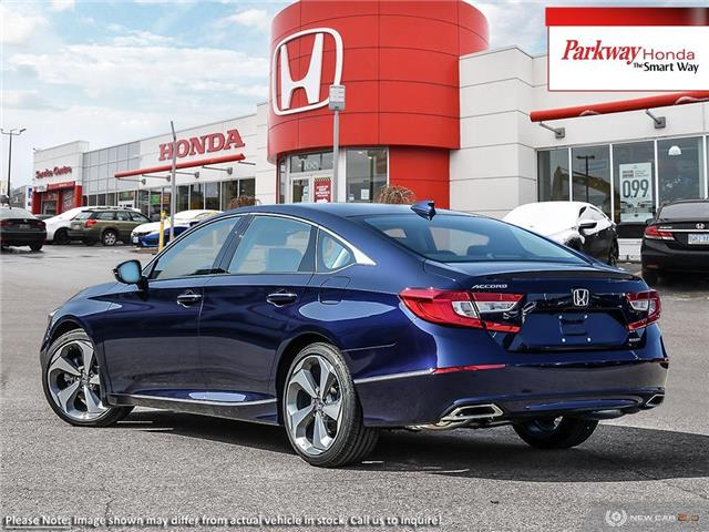2019 Honda Accord Touring 1.5T (Stk: 928094) in North York - Image 4 of 23